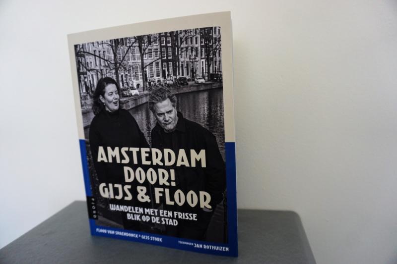 Amsterdam door! Gijs & Floor