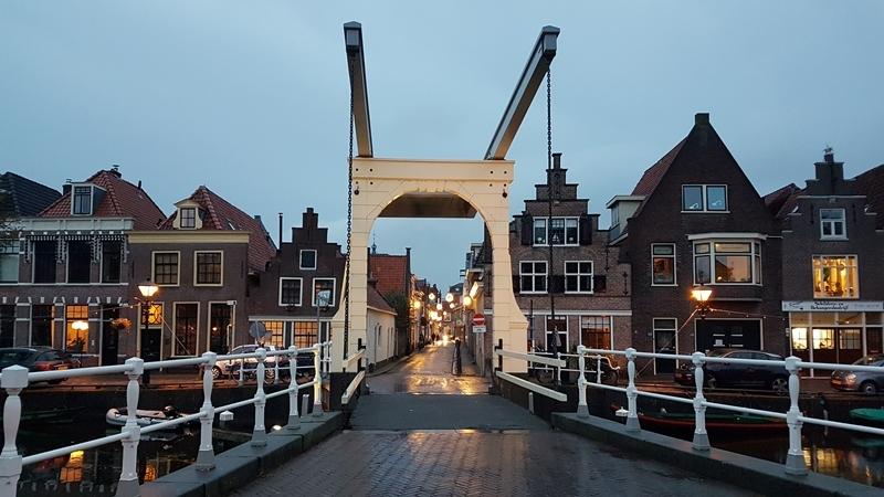 Ophaalbrug Oudegracht