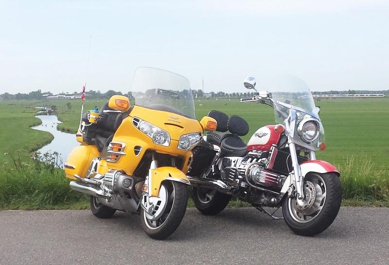 Motorroutes Nederland