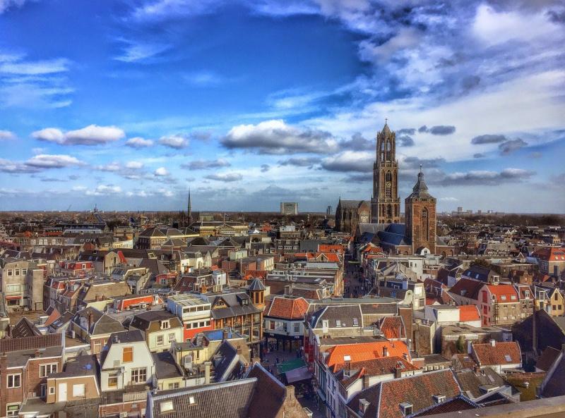 Utrecht Dom Nederland