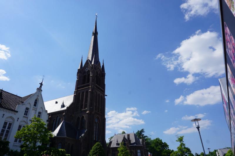 Kerk Ulvenhout Brabant Nederland