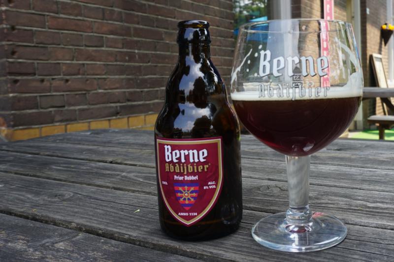 bier van de Abdij van Berne