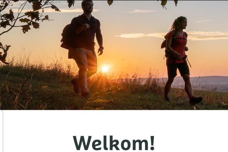 Koninklijke Wandel Bond Nederland wandel-app