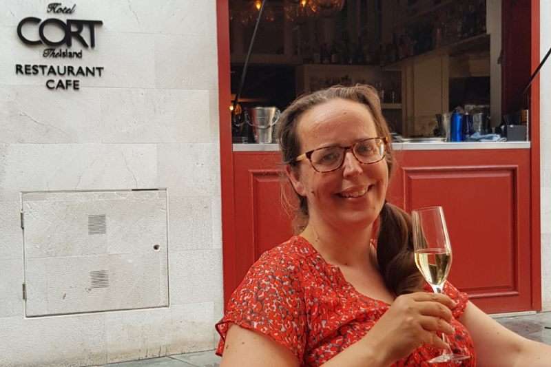 zelfstandig reisagent cheers Palma de Mallorca
