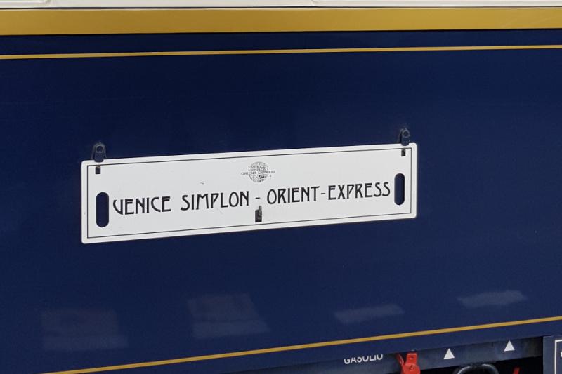 Venice Simplon Oriënt Express