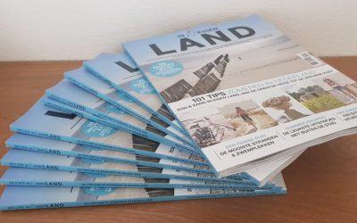 Zomeren in eigen land | 10 x gratis magazine met 101 tips