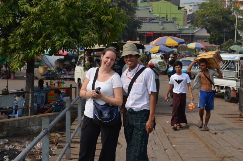 persoonlijk reisadviseur Myanmar