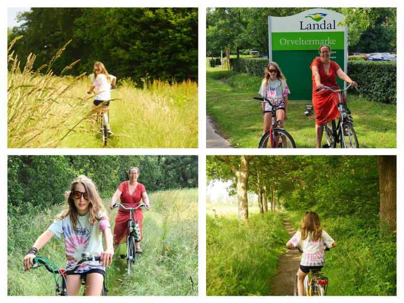 Op de fiets naar Orvelte