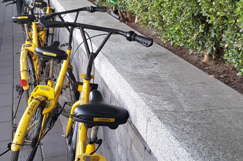 China fietsen in beijing