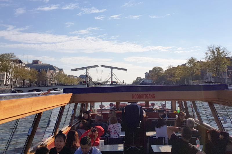 rondvaart Amsterdam Magere Brug