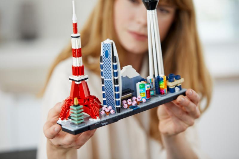 LEGO® Tokyo set