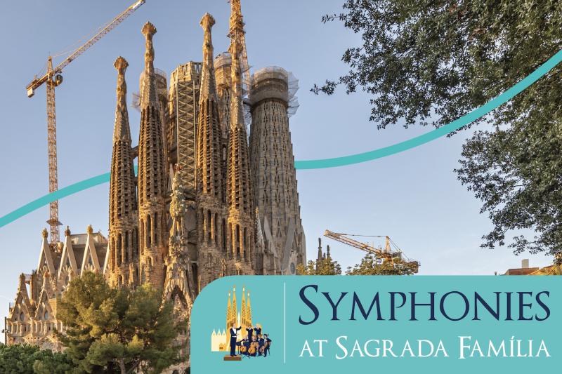 Symphonies at Sagrada Familia