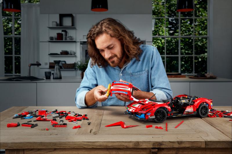 LEGO® Ferrari