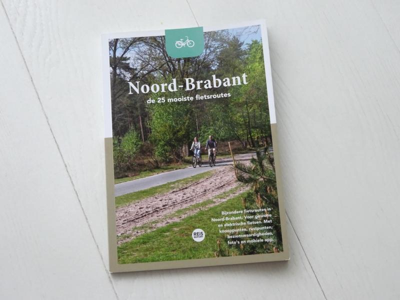 25 x Mooiste fietsroutes in Noord-Brabant + winactie fietsgids REISreport