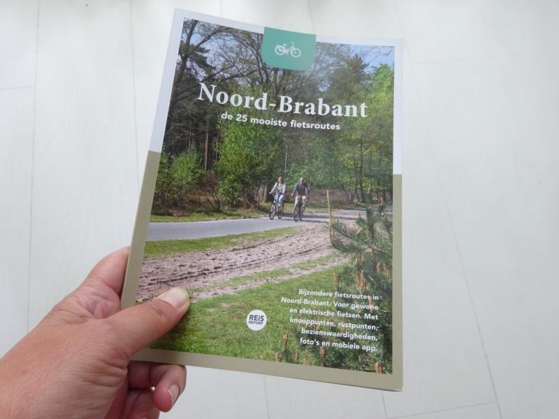 Mooiste fietsroutes in Noord-Brabant