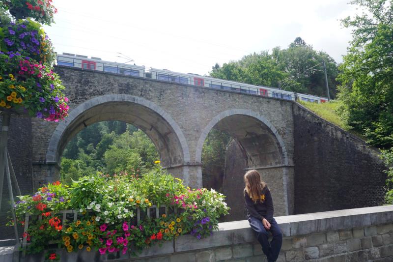 België Ardennen Trois-Ponts