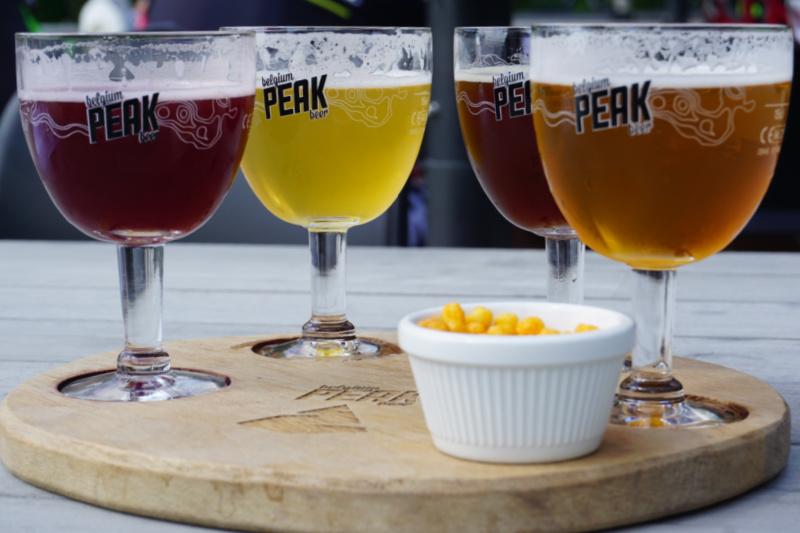 Belgian Peak Beer brouwerij
