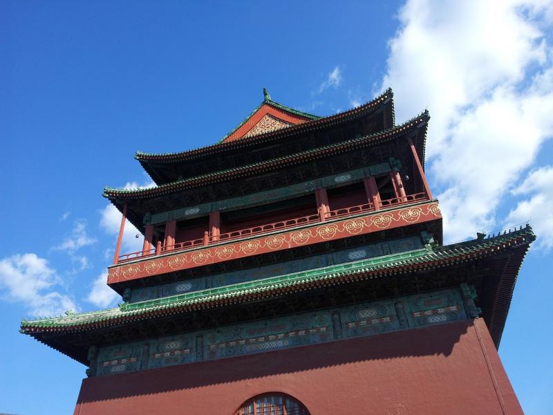 China drumtoren Beijing
