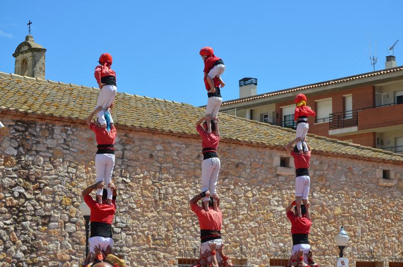 castellers Costa Dorada
