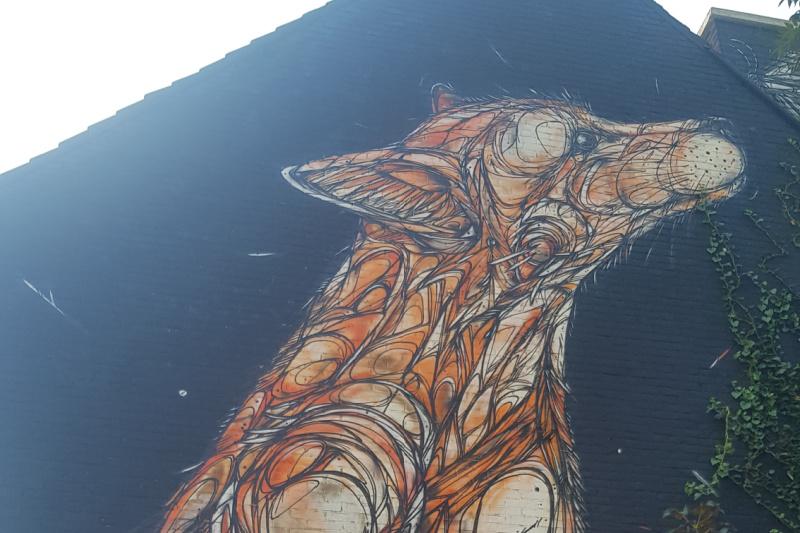 Street art route Heerlen