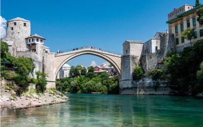 Bosnië en Herzegovina   Hoe reis je er met openbaar vervoer (naar toe)?