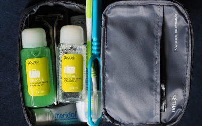 Het reisleed dat lekkende shampoofles heet (Tip: kies Shampoo Bars)