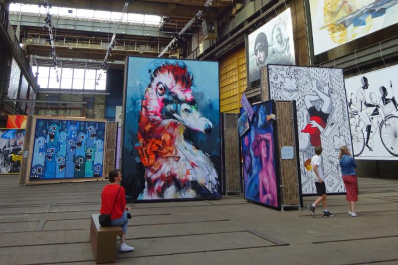 STRAAT museum Amsterdam Noord