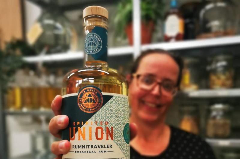 Spirited Union Distillery Amsterdam