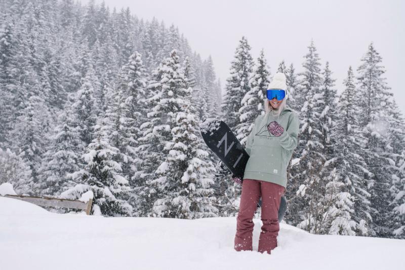 Protest Zorgeloos op wintersport met de juiste skikleding