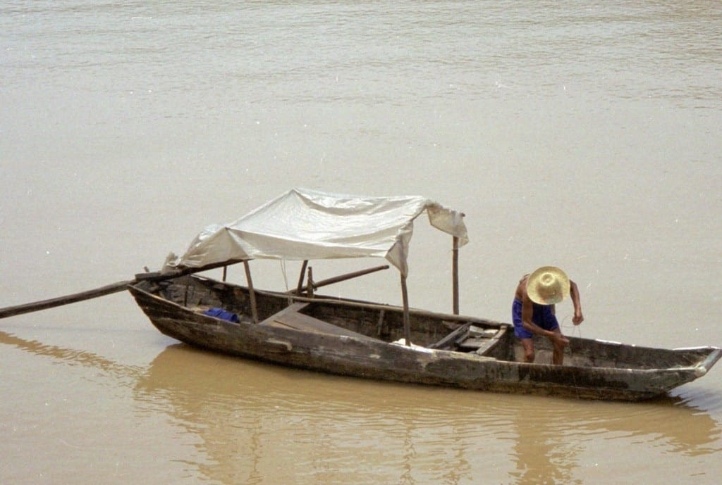Yangtse cruise visser