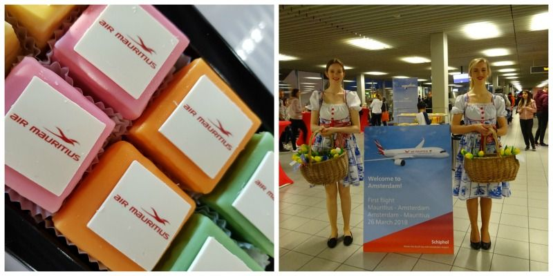 Air Mauritius Welkom