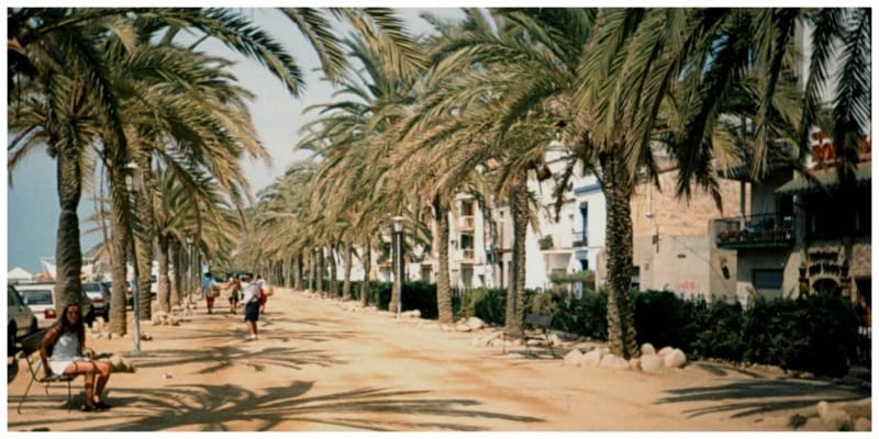 All Inclusive Spanje boulevard Calella