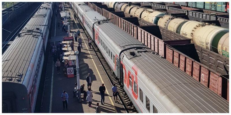 Beste treinreis ter wereld is de Trans Siberië Express