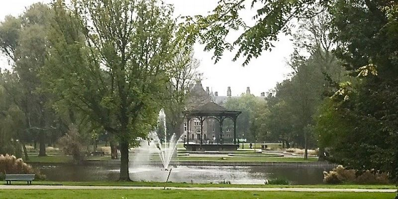 Oosterpark Amsterdam-Oost Nederland