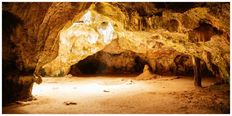 Aruba Fontein grot