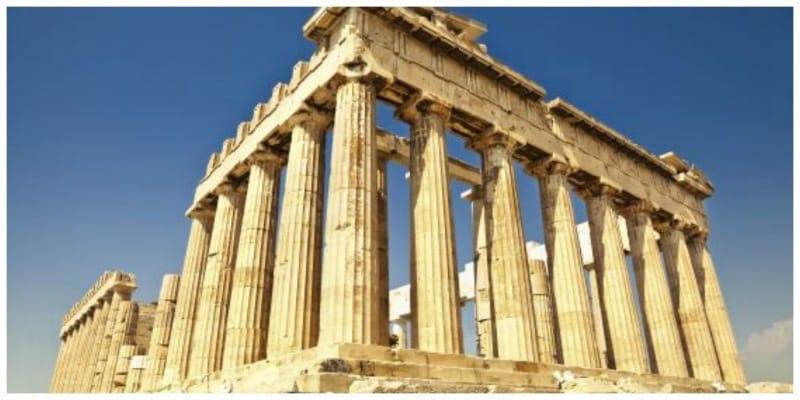 Athene Griekenland acropolis