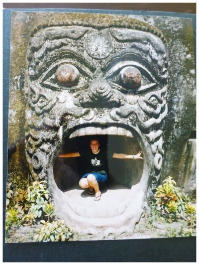 Boeddhapark Laos