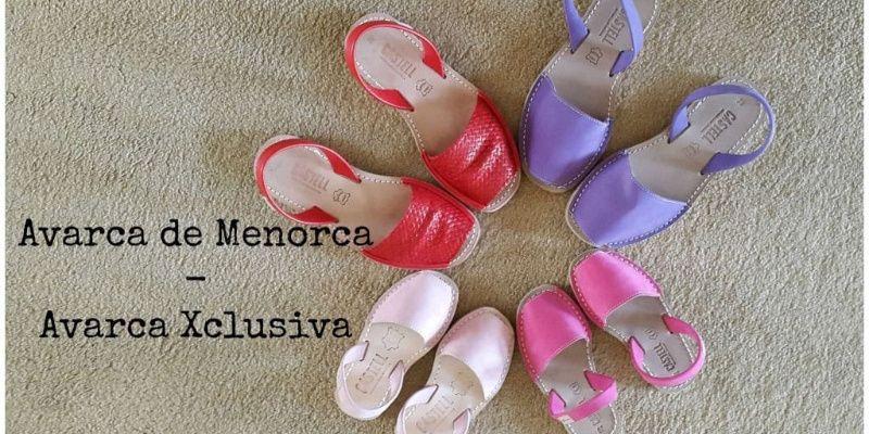 Avarca de Menorca