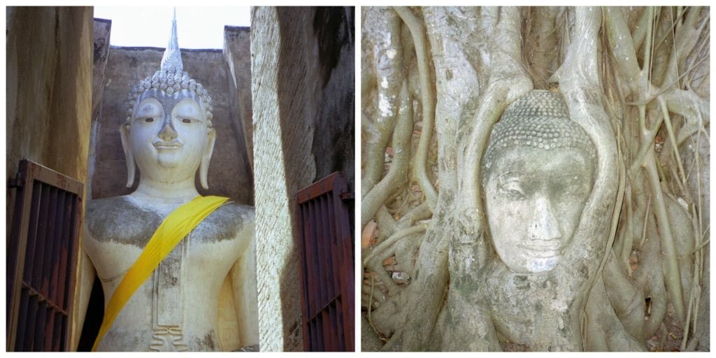 Ayutthaya of Sukhothai