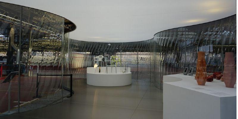 België Kanal Centre Pompidou Brussel tentoonstelling