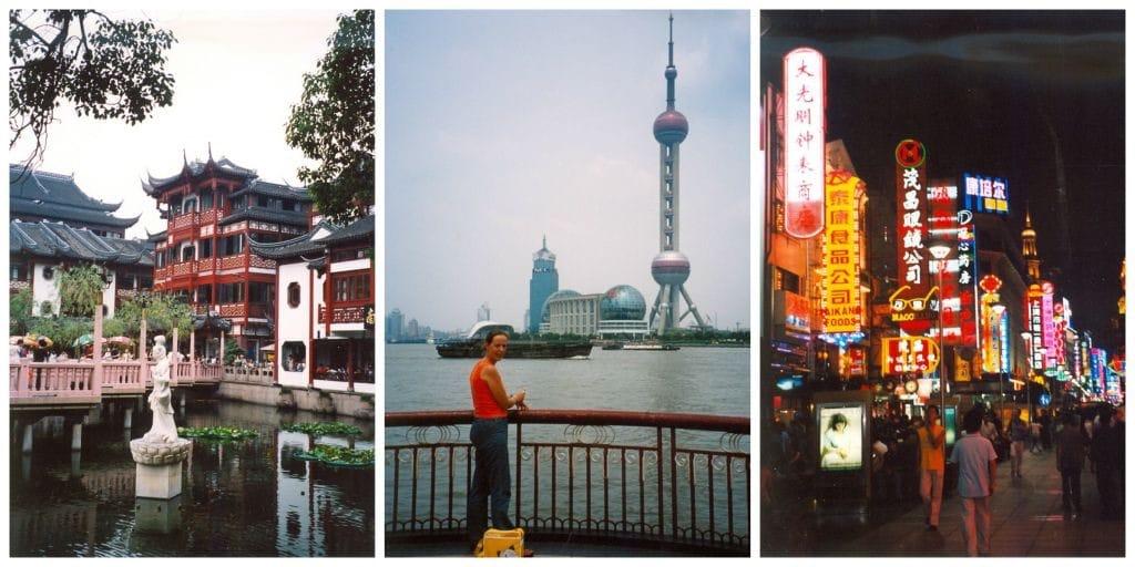 Shanghai Best in Asia