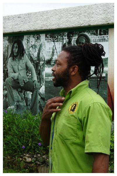 Bob Marley museum gids