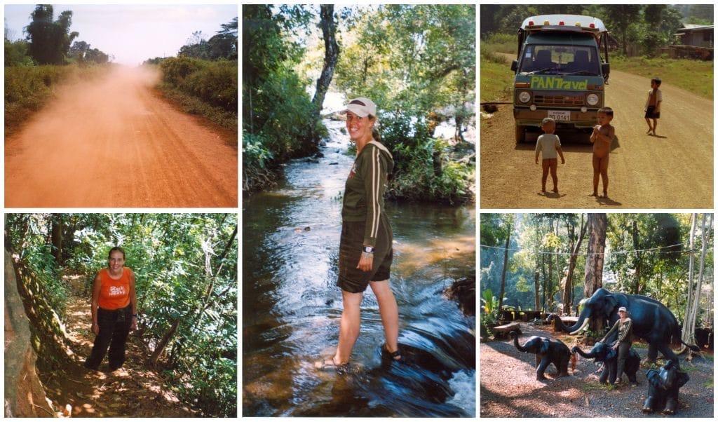Bolaven plateau Laos