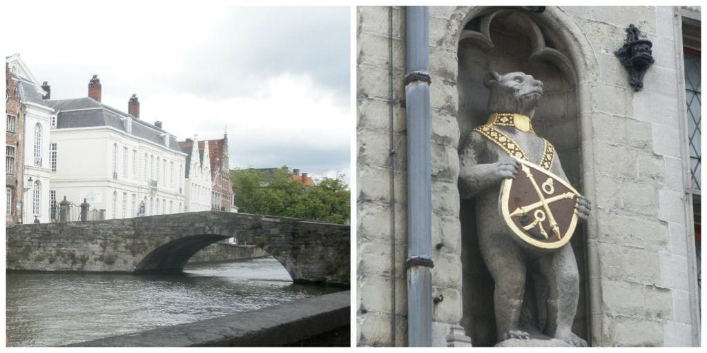 België Brugge Brugs beertje
