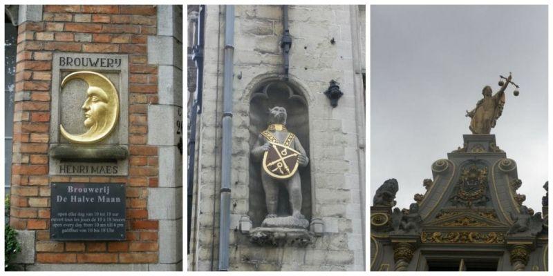 Brugs beertje Brugge België