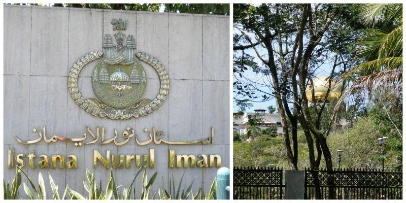 Brunei Istana Nurul Iman