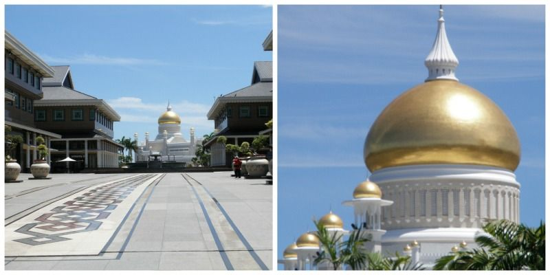 Brunei Omar Ali Saifuddien Mosque