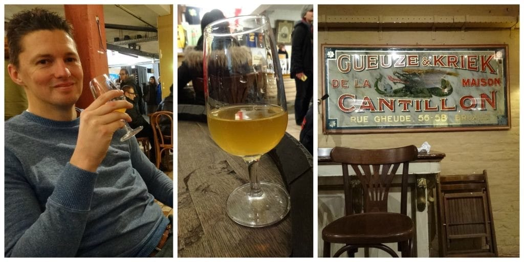 Brussel brouwerij Cantillon