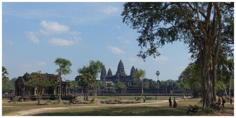 Cambodja Siem Reap Local Life Marieke Angkor