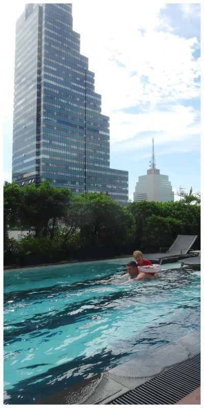 Cambodja Thailand reis Novotel Bangkok Fenix Silom